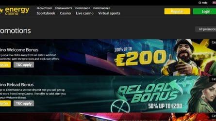 Энергия казино казино ставка онлайн