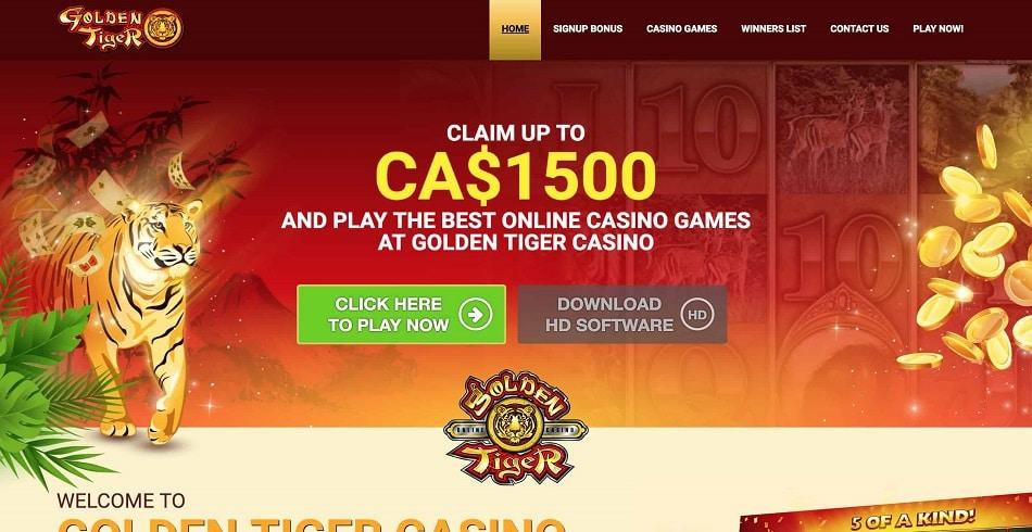 Golden Tiger casino-gmblsites