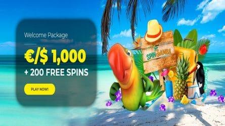 spin samba casino