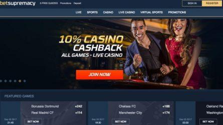 Betsupremacy casino gmblsites