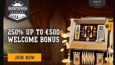 Orientxpress casino gmblsites
